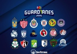 GUARDIANES 2020 LIGA MX APERTURA